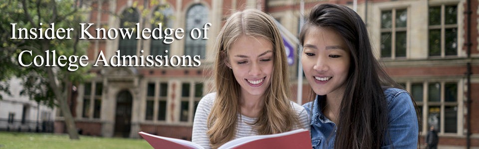 Insider Knowledge of College Admissions